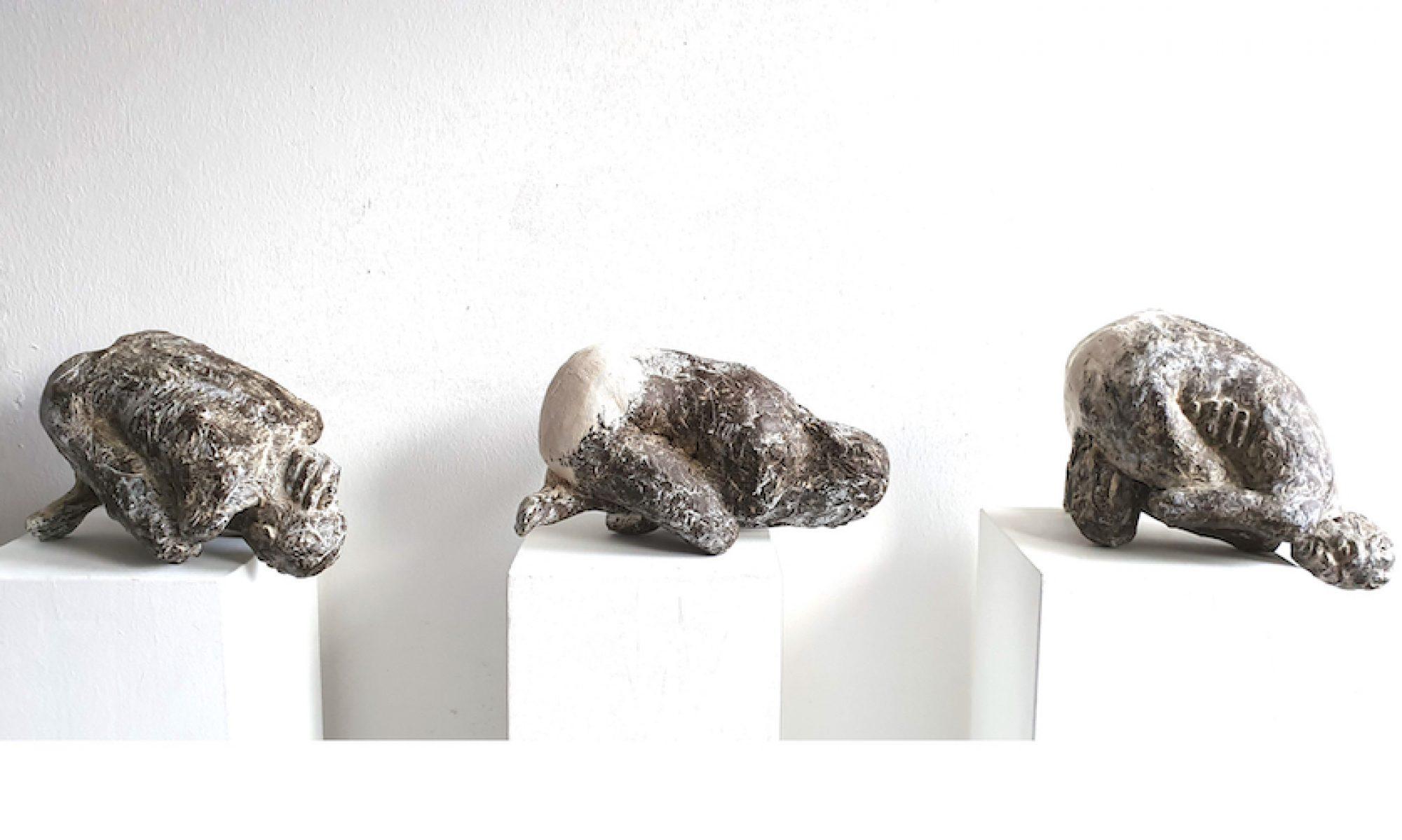 Ute Safrin, Bildhauerin